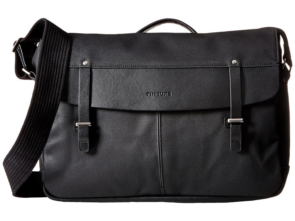 Timbuktu Proof Messenger - Medium (Black) Messenger Bags