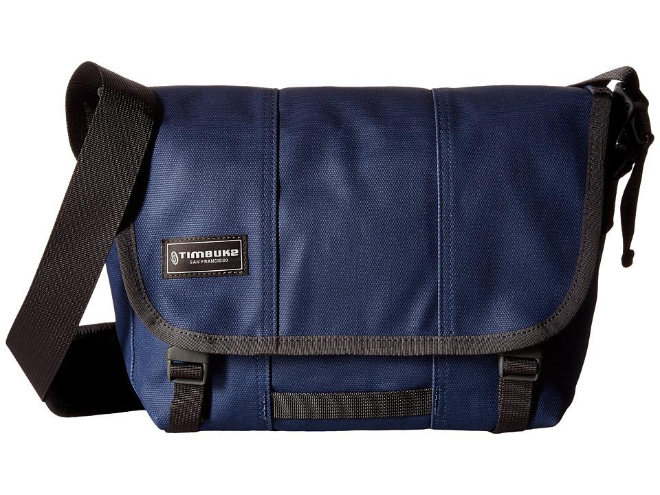 Timbuk2 - Classic Messenger Bag - Medium (Heirloom Waxy Blue) Messenger Bags