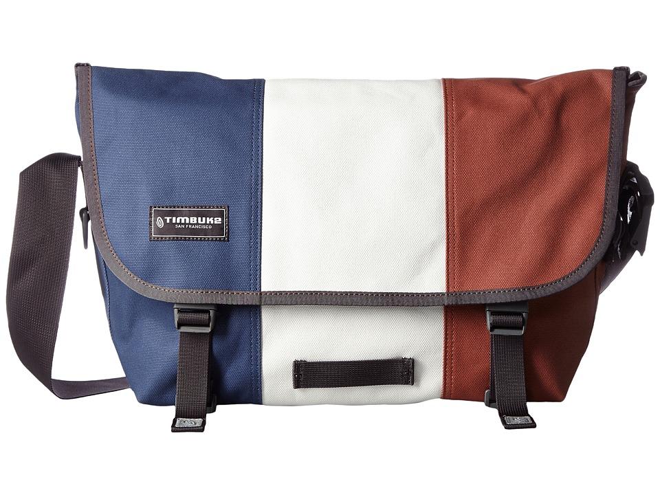 Timbuk2 - Classic Messenger Bag - Medium (Heirloom Pennant) Messenger Bags