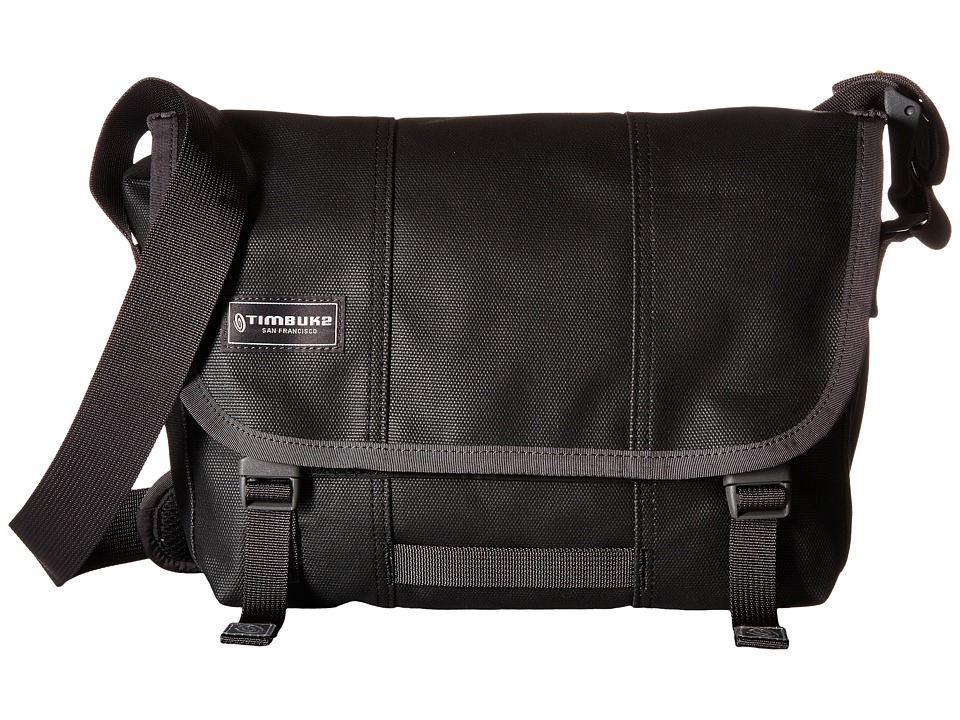 Timbuk2 - Classic Messenger Bag - Extra Small (Heirloom Black) Messenger Bags
