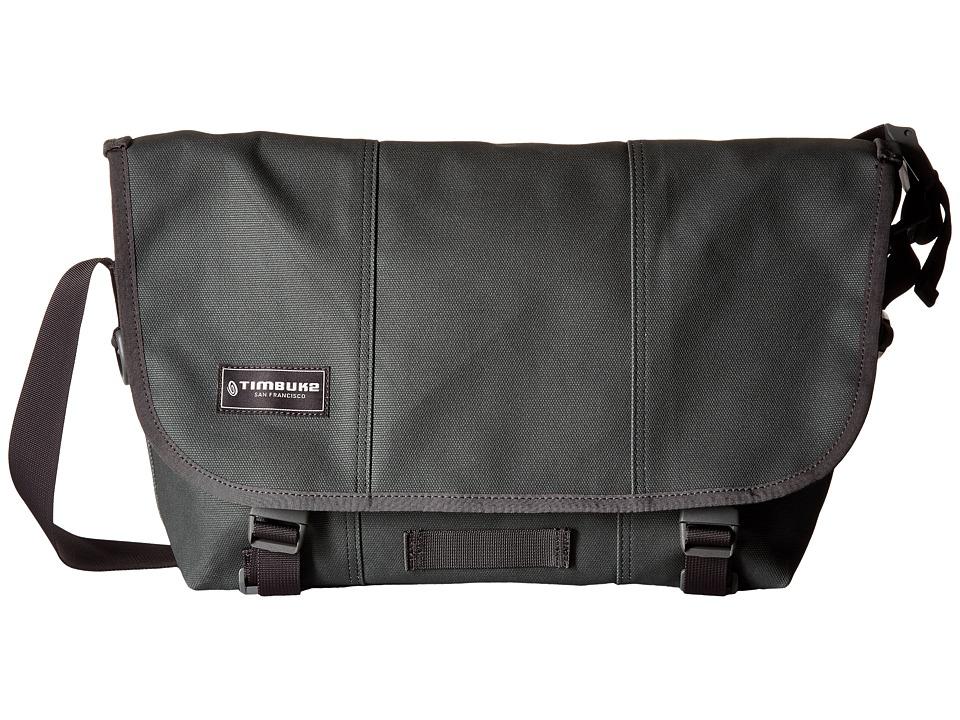 Timbuk2 - Classic Messenger Bag - Medium (Heirloom Waxy Green) Messenger Bags