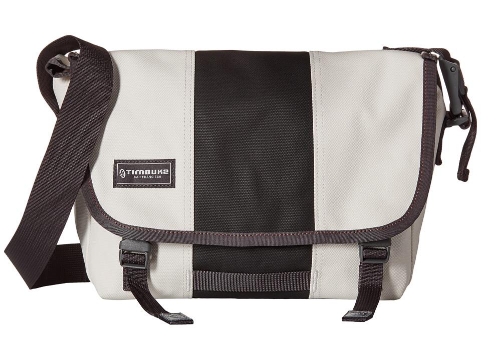 Timbuk2 - Classic Messenger Bag - Extra Small (Heirloom White/Black) Messenger Bags