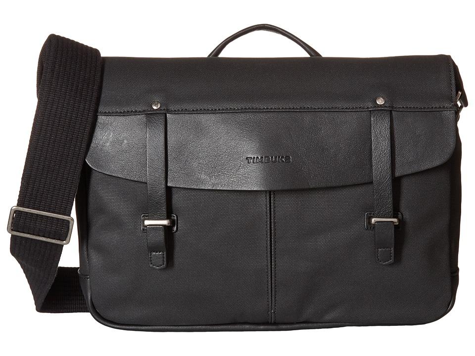 Timbuk2 - Proof Messenger - Small (Black) Messenger Bags