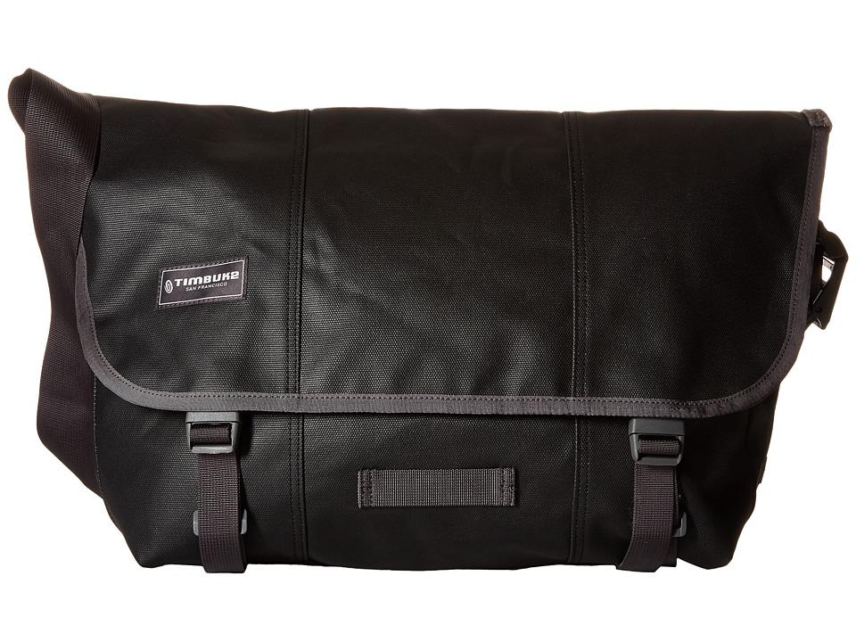 Timbuk2 - Classic Messenger Bag - Large (Heirloom Black) Bags