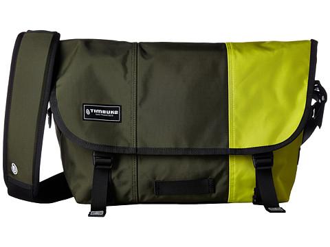 Timbuk2 Classic Messenger Bag - Medium - Army Dip