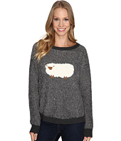 Woolrich - Wooly Sheep Motif Sweater