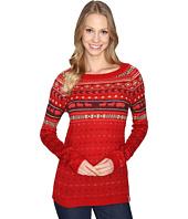 Woolrich - Mohair Fairisle II Sweater