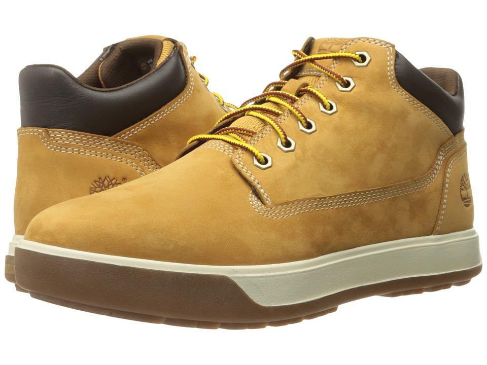 Timberland Tenmile Chukka (Wheat Nubuck) Boys Shoes