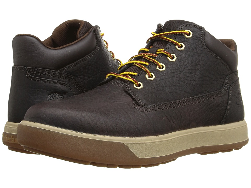 Timberland - Tenmile Chukka (Dark Brown Full Grain) Men