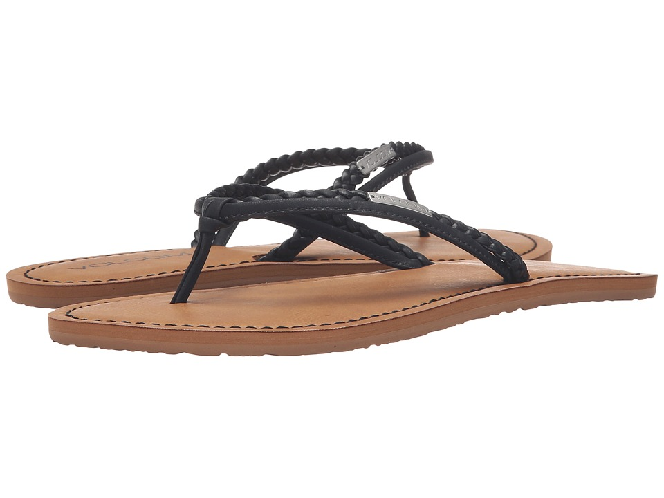 Volcom Tour Sandal (Black) Sandals