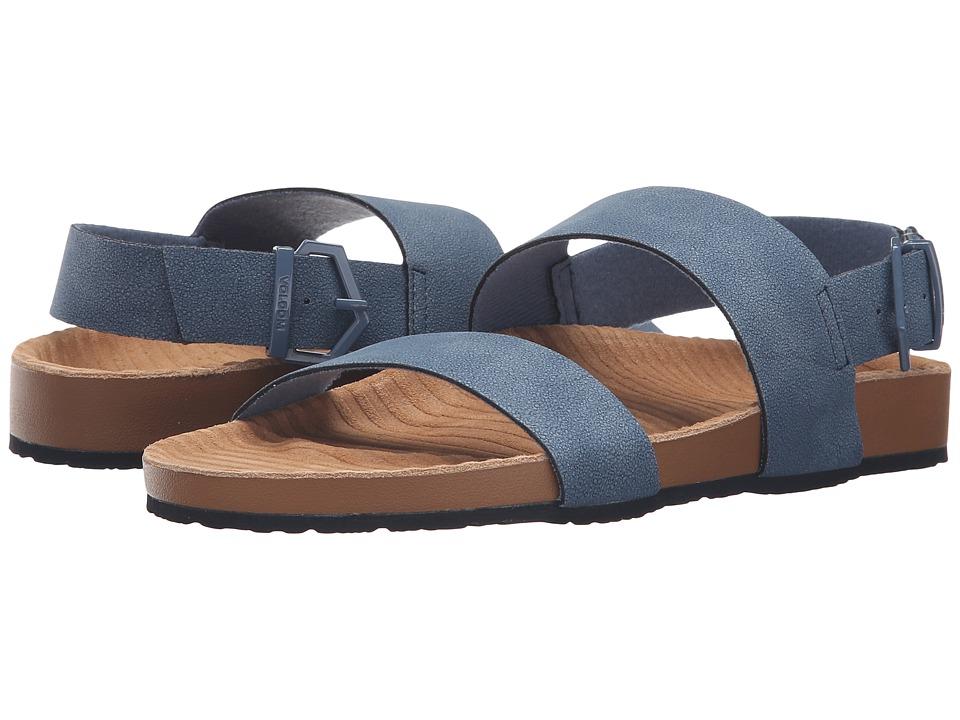 Volcom - Unwind Sandal (Chambray) Women