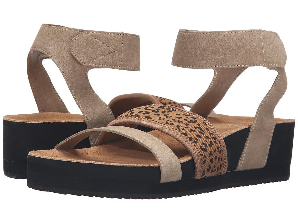 Volcom Gaia Sandal (Brown Sandal) Women