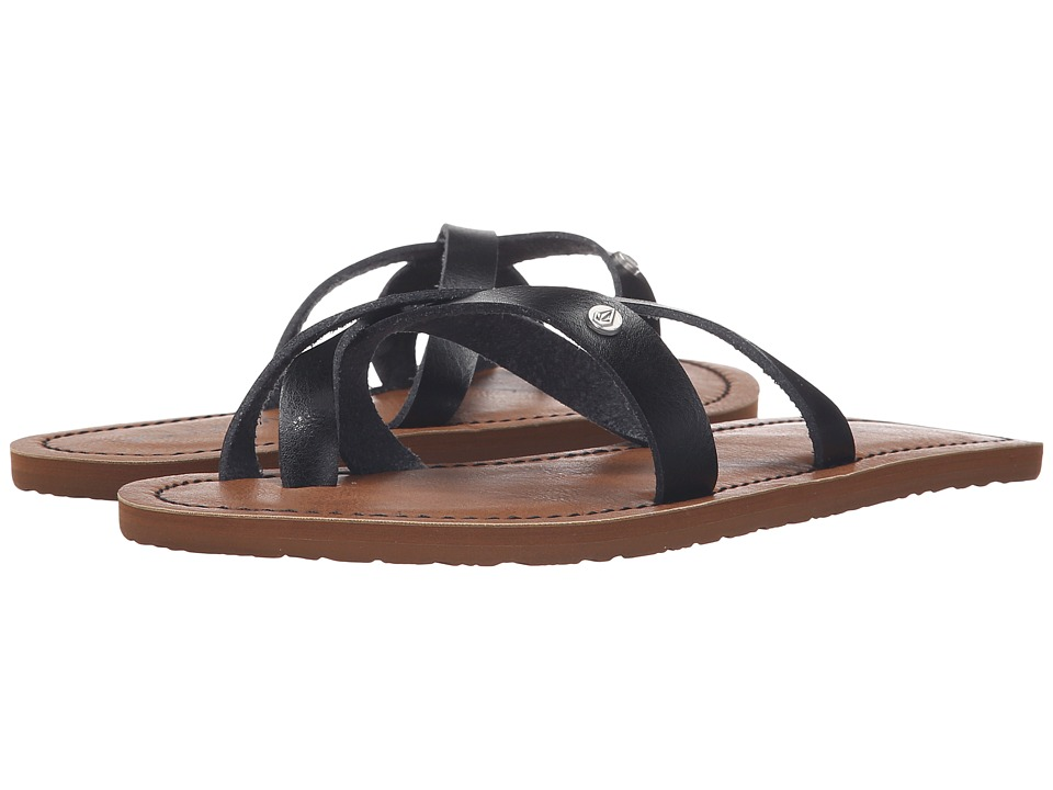 Volcom Ramble Sandal (Black) Sandals