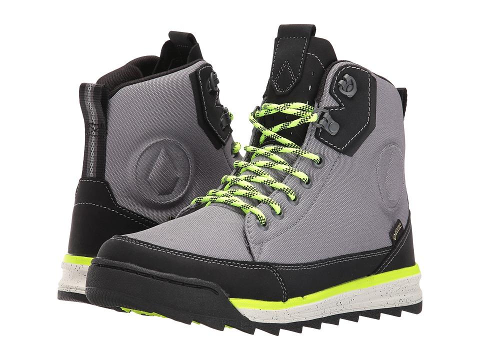 Volcom - Roughington GTX Boot (Black Combo) Men