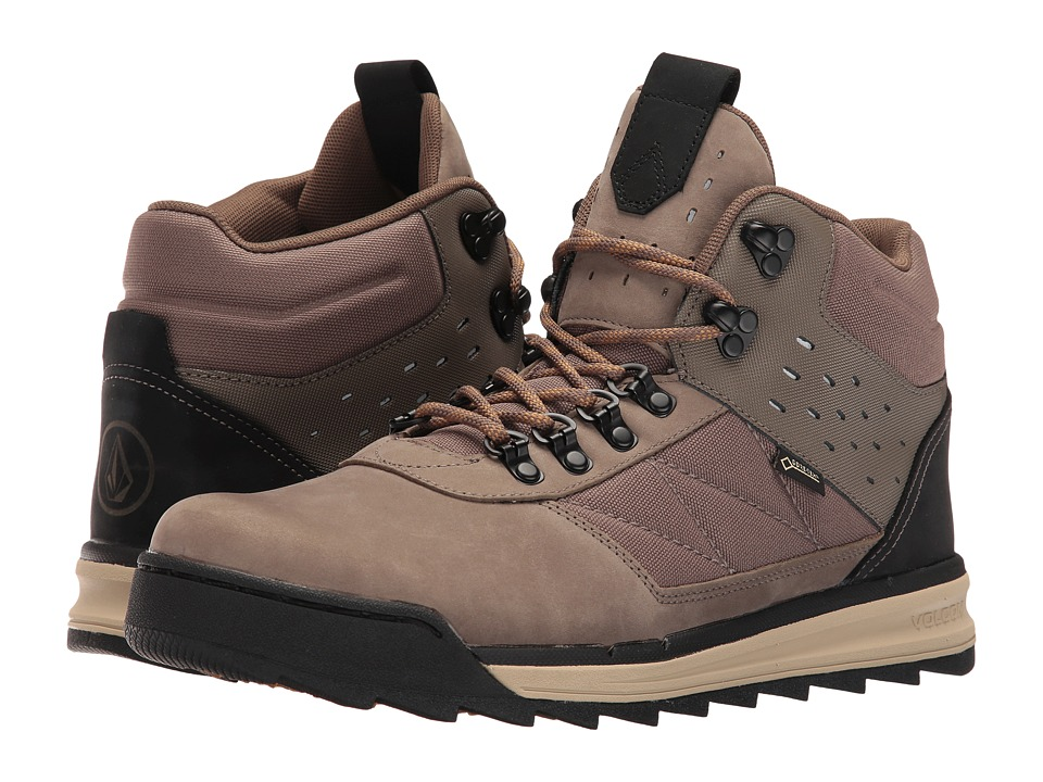 Volcom Shelterlen GTX Boot (Chestnut Brown) Men