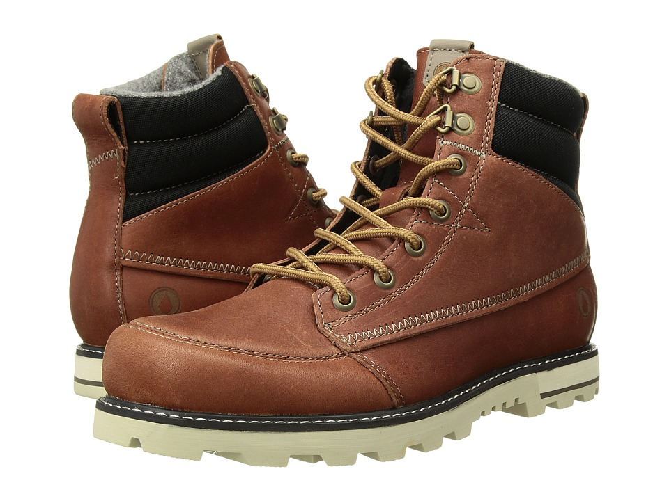 Volcom - Sub Zero 2 (Rust) Mens Lace-up Boots