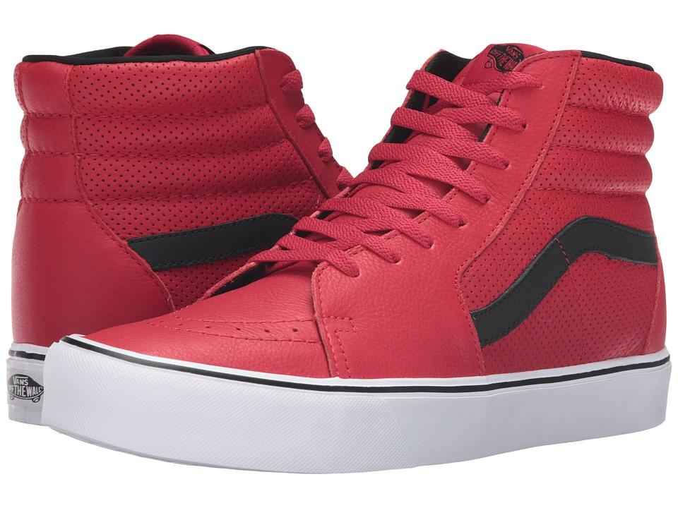 Vans Sk8-Hi Lite ((Perf) Red) Men