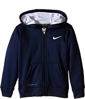 Nike Kids - KO 2.0 Full Zip Hoodie (Little Kids)