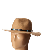 Steve Madden - Wide Brim Fedora with Santa Fe Band