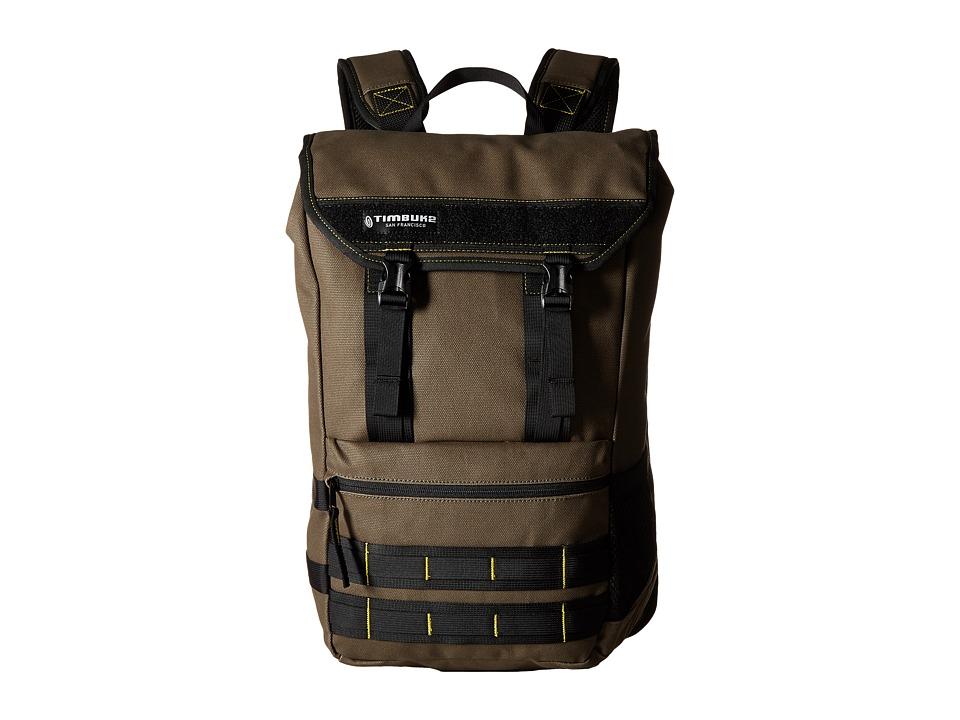 Timbuk2 - Rogue (Army/Acid) Backpack Bags