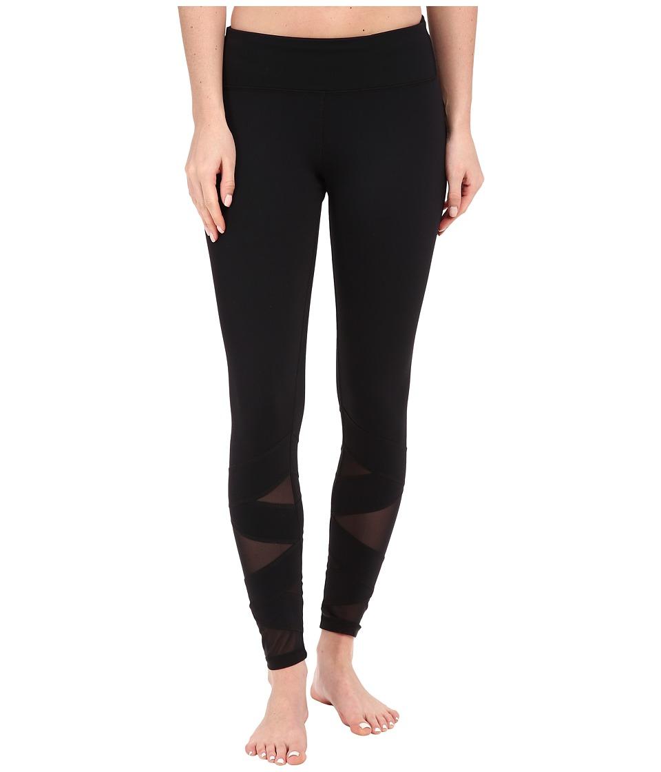 Tonic Siren Leggings Black Womens Casual Pants