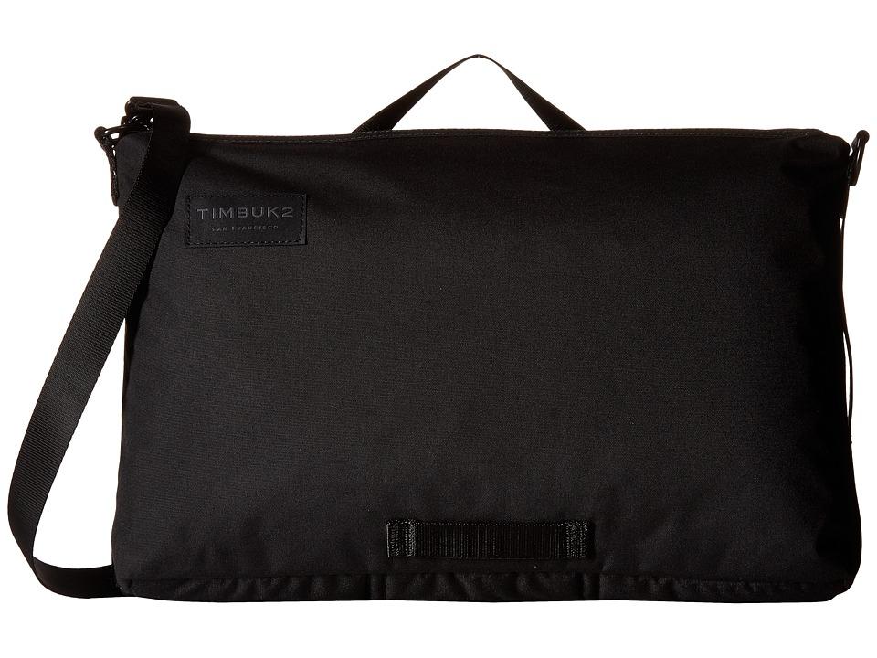 Timbuk2 Heist Briefcase (Jet Black) Briefcase Bags