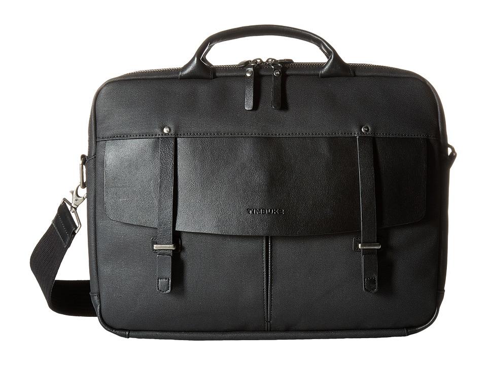 Timbuk2 - Hudson Briefcase (Black) Briefcase Bags