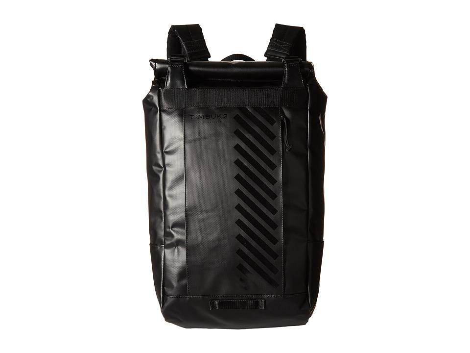 Timbuk2 - Heist Roll-Top RF (Jet Black) Bags