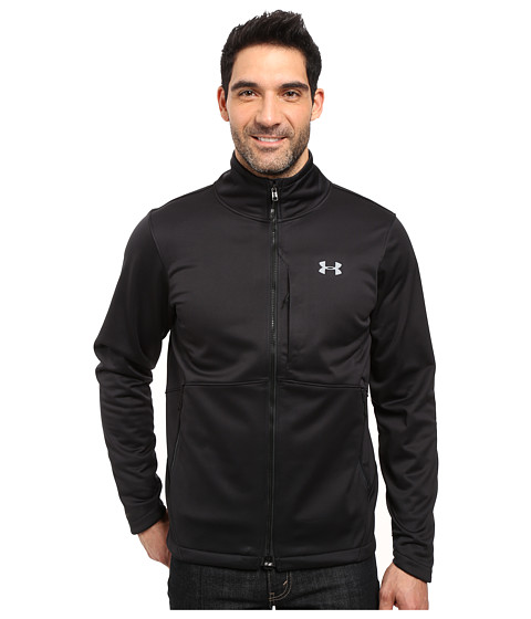Under Armour UA CGI Softershell Jacket - Black/Steel