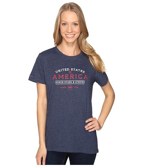Under Armour USA Verbiage Tee - Academy