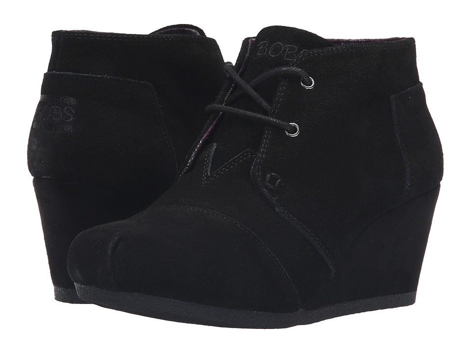 BOBS from SKECHERS High Notes Behold (Black/Black) Women