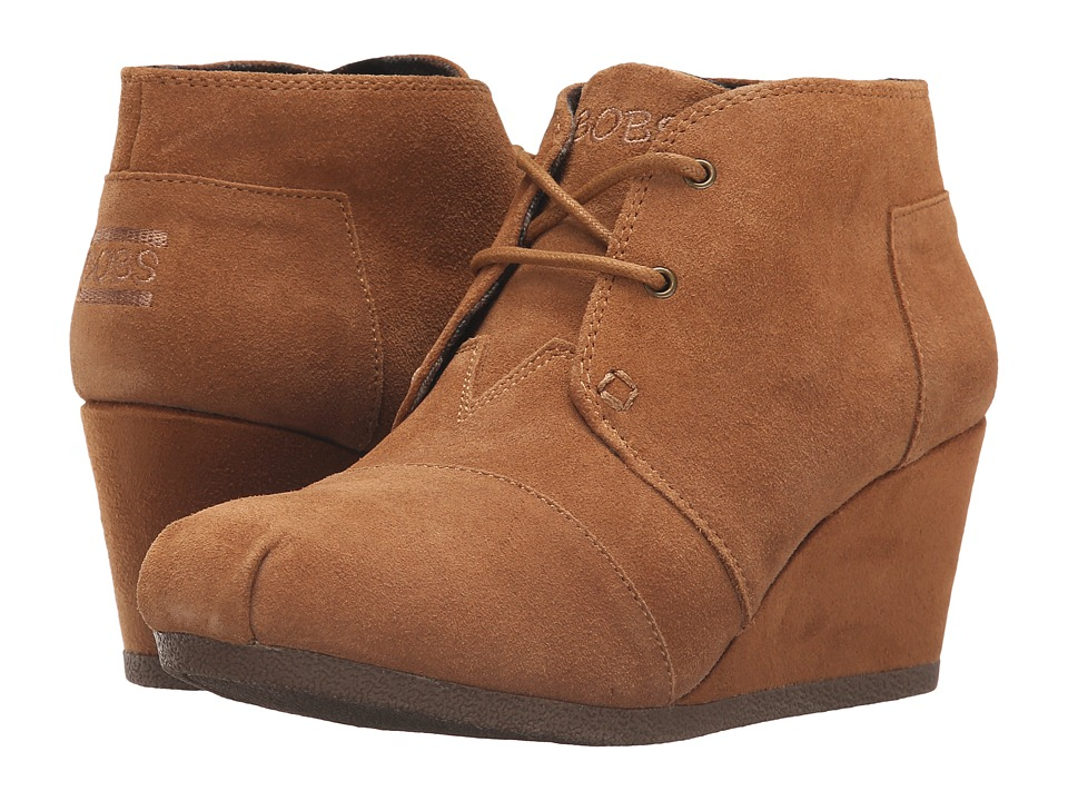 BOBS from SKECHERS - High Notes - Behold (Chestnut) Women