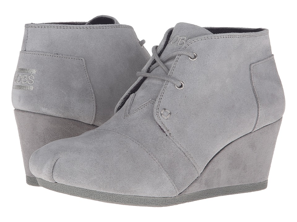 BOBS from SKECHERS - High Notes - Behold (Gray) Women