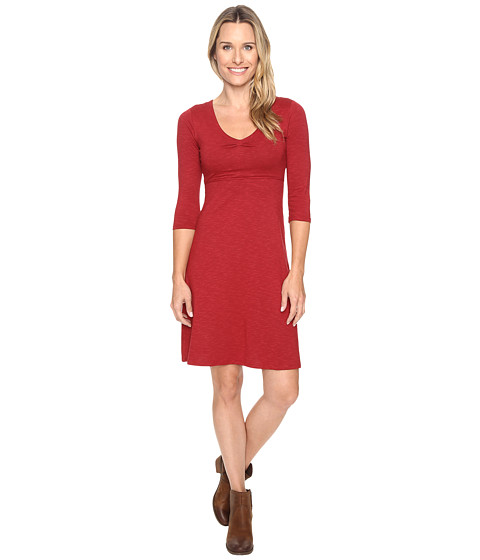 Toad&Co Rosalinda Dress - House Red