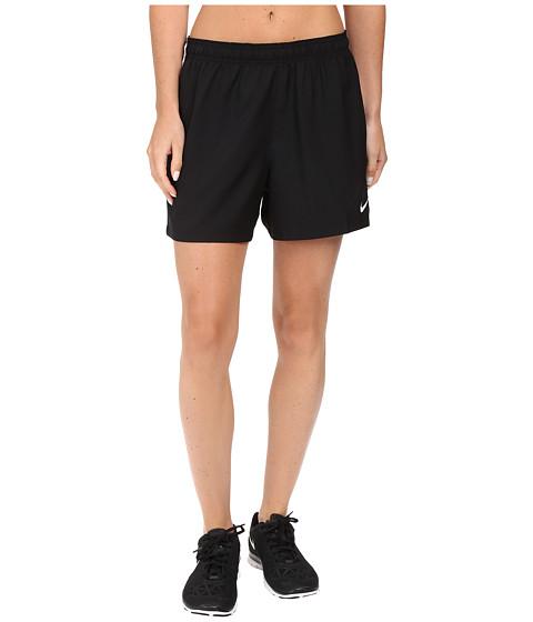 Nike Dry Soccer Short - Black/White/White