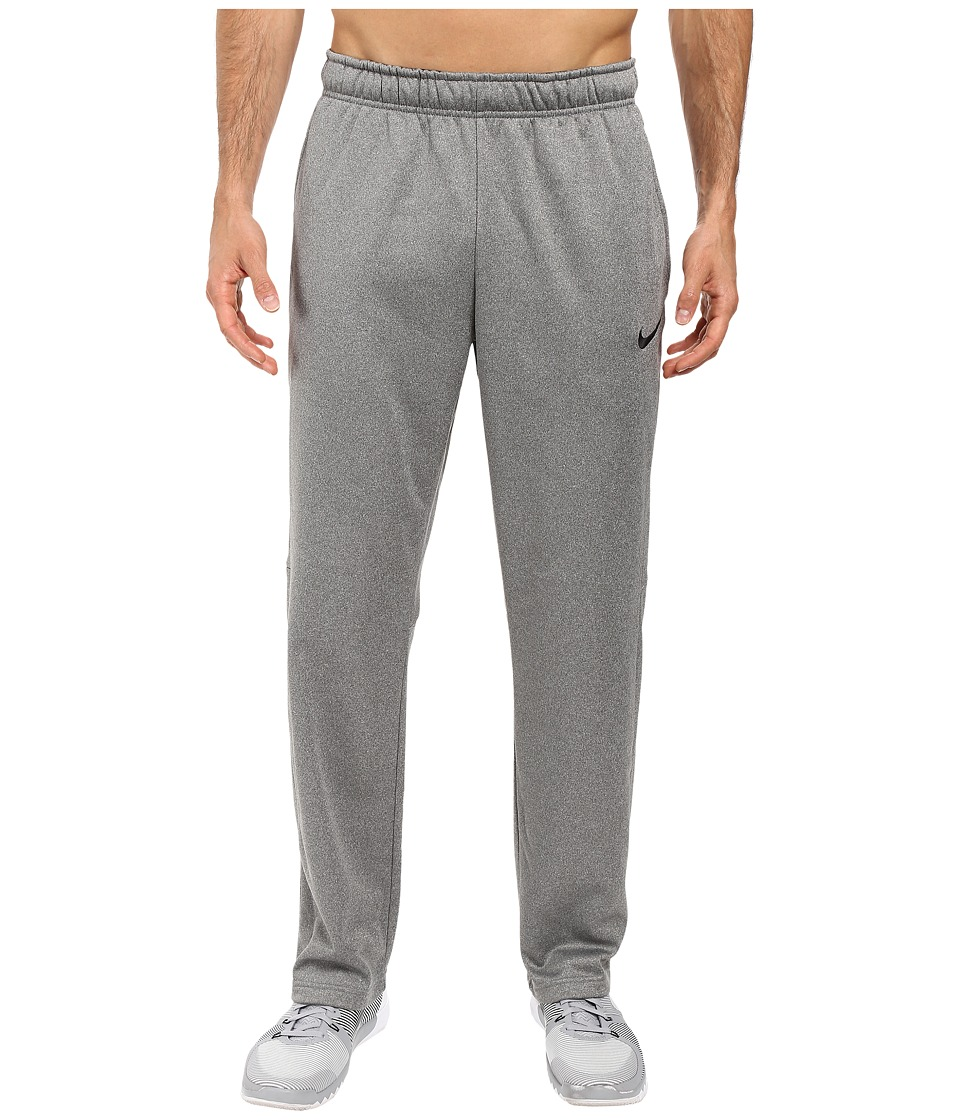 Nike Therma Training Pant (Carbon Heather/Black) Men