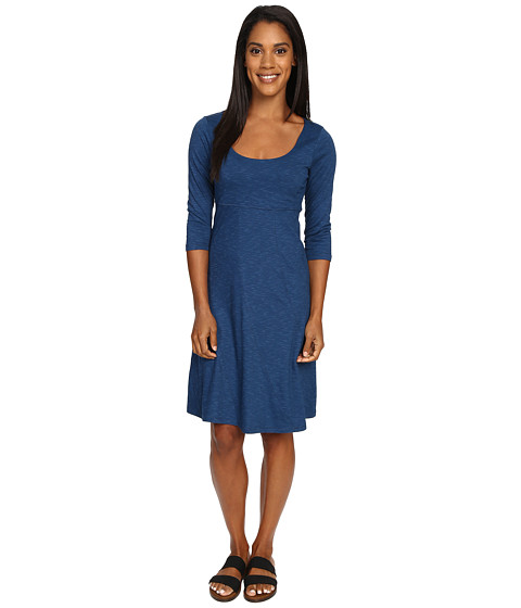 Toad&Co Nena 3/4 Dress - Blue Abyss