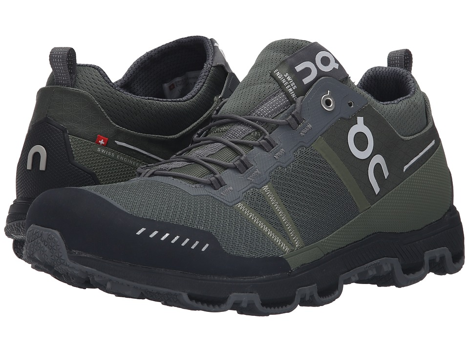 On - Cloudventure Midtop (Forest/Grey) Mens Running Shoes