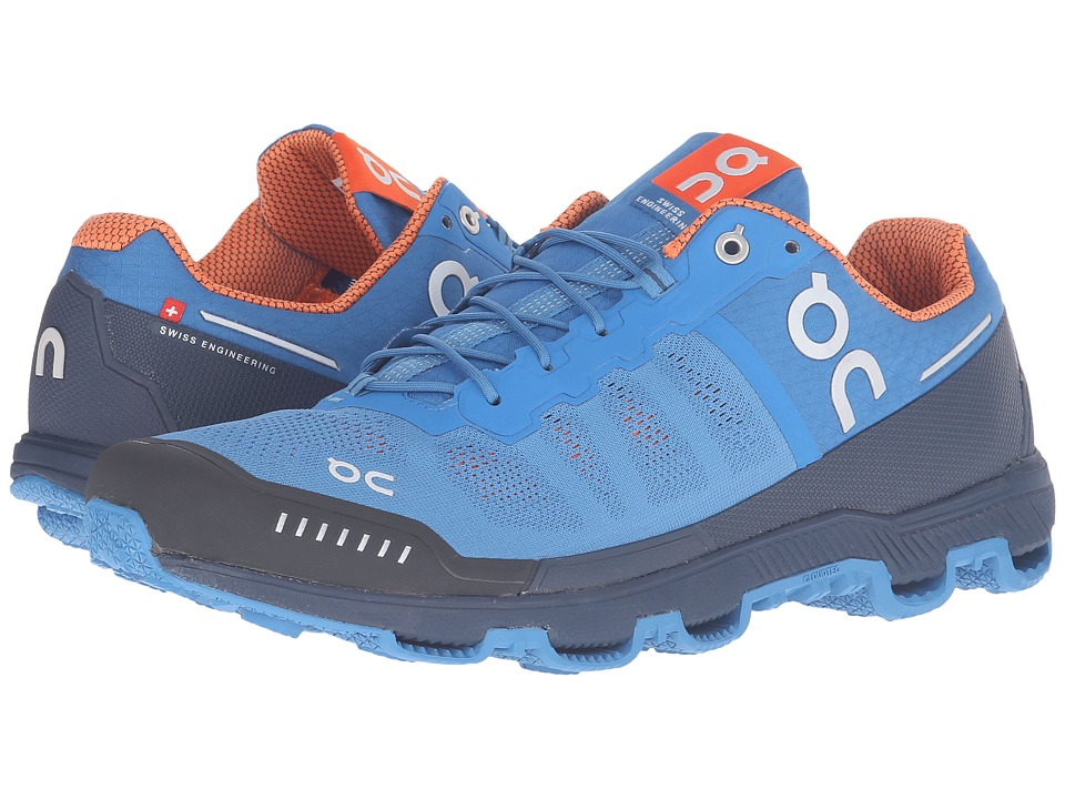 On - Cloudventure (River/Signal) Mens Running Shoes