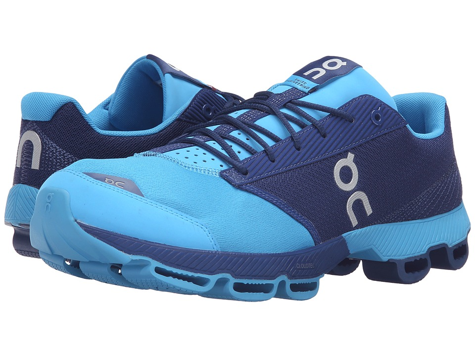 On - Cloudster (Malibu/Sea) Mens Running Shoes