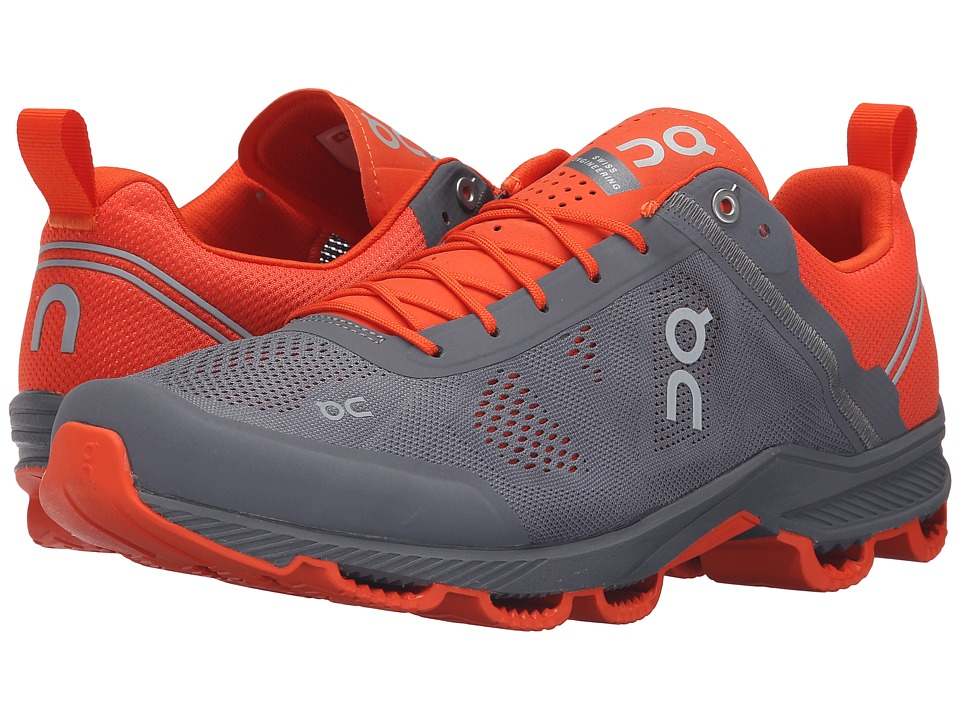 d991300831d848 Buy On Cloud Mens Cloudsurfer Gray Running Shoes Size 8 online