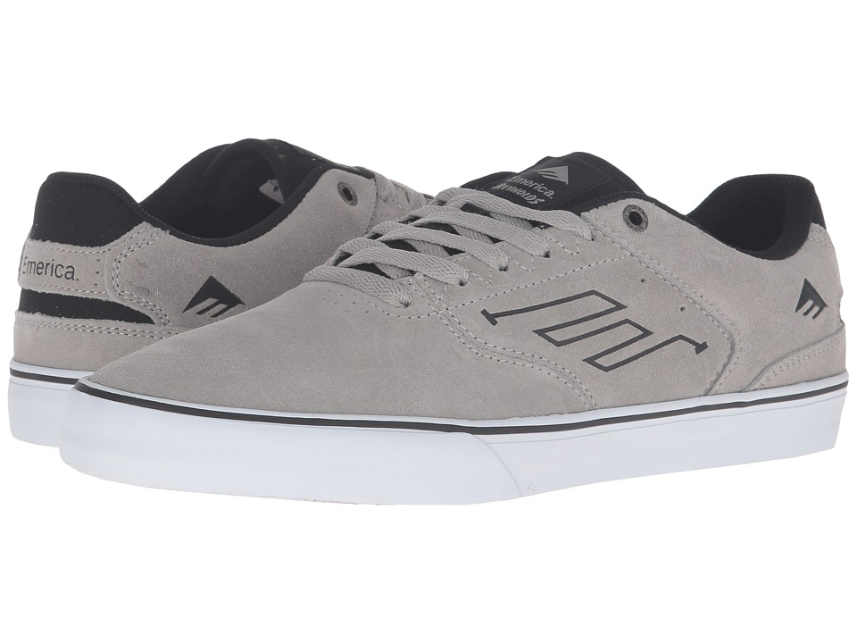 Emerica The Reynolds Low Vulc (Grey/Black) Men