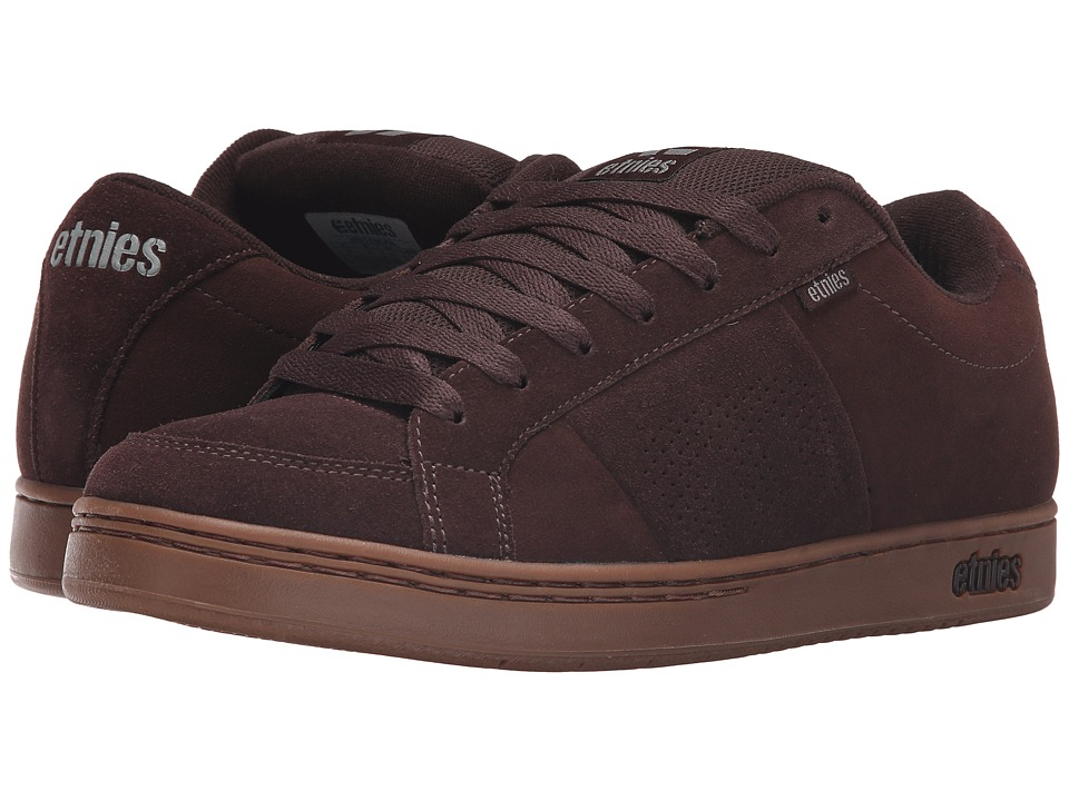 etnies - Kingpin (Dark Brown) Men