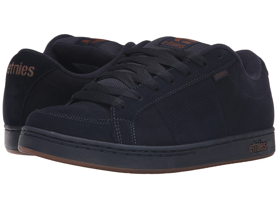 etnies Kingpin (Navy/Navy/Gum) Men