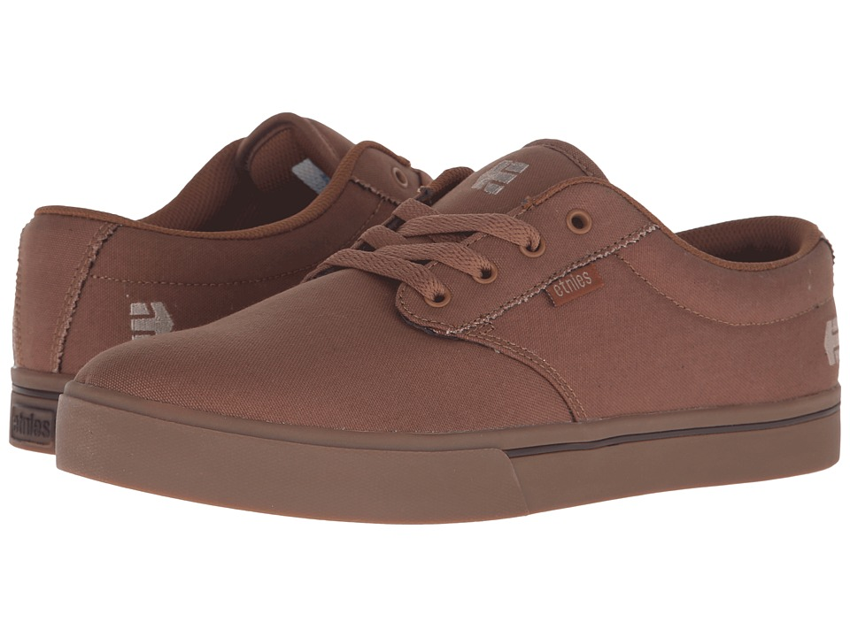 etnies - Jameson 2 Eco (Brown/Brown/Gum) Men