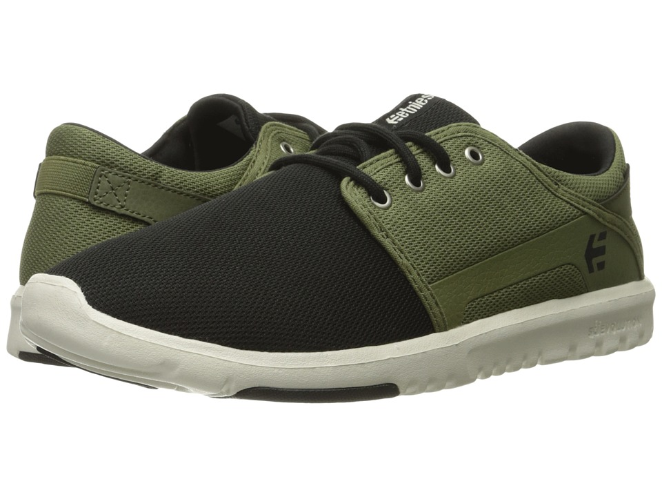 etnies - Scout (Black/Olive) Men