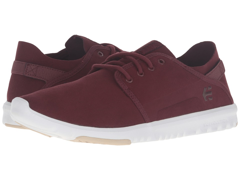 etnies - Scout (Oxblood) Men