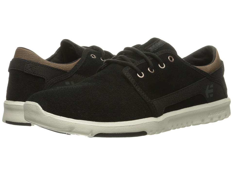 etnies - Scout (Black/Brown) Men