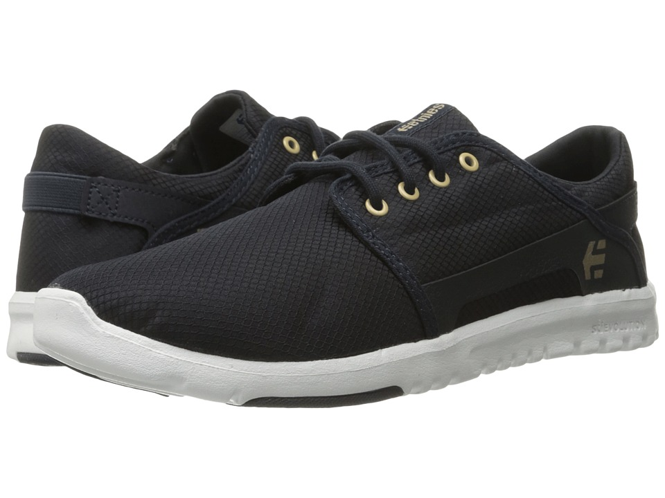 etnies - Scout (Navy/White) Men