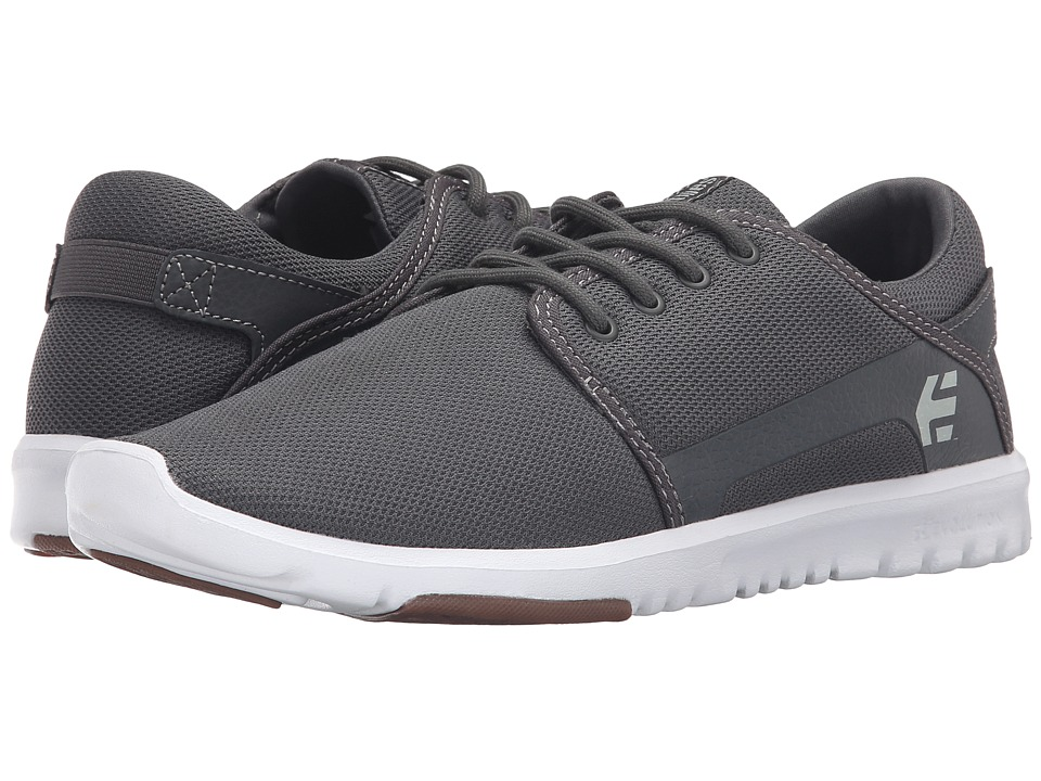 etnies Scout (Grey/White/Gum) Men